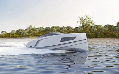 The first orders for the first Eco Hybrid marine cruiser